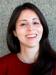 Mayara Lucia Del Cistia smile