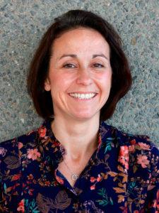 Stephanie Durrieu Gaillard smile