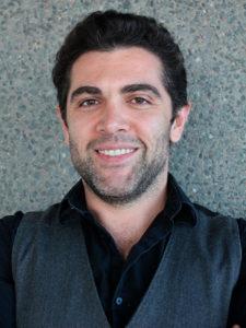 Yaser Hashem smile